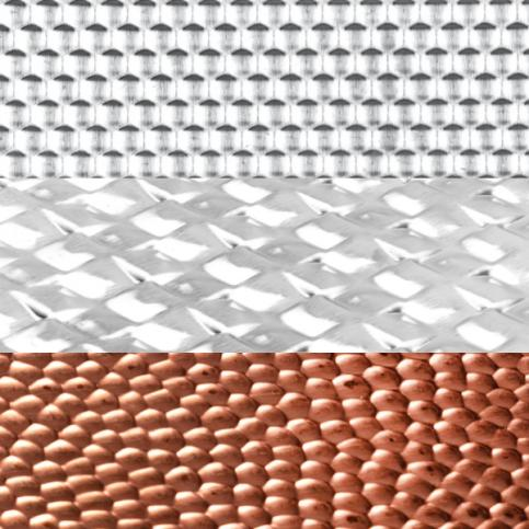 Introducing: Textura Patterned Metal