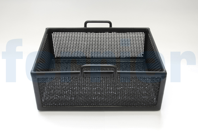 Ferrier parts washer basket