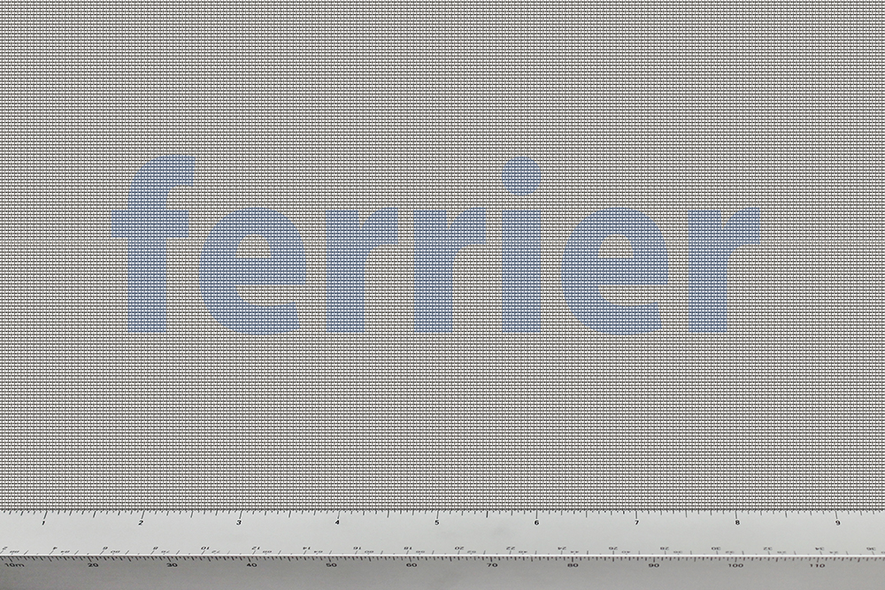 Ferrier MS 30 x 30 mesh x .012 weavemesh